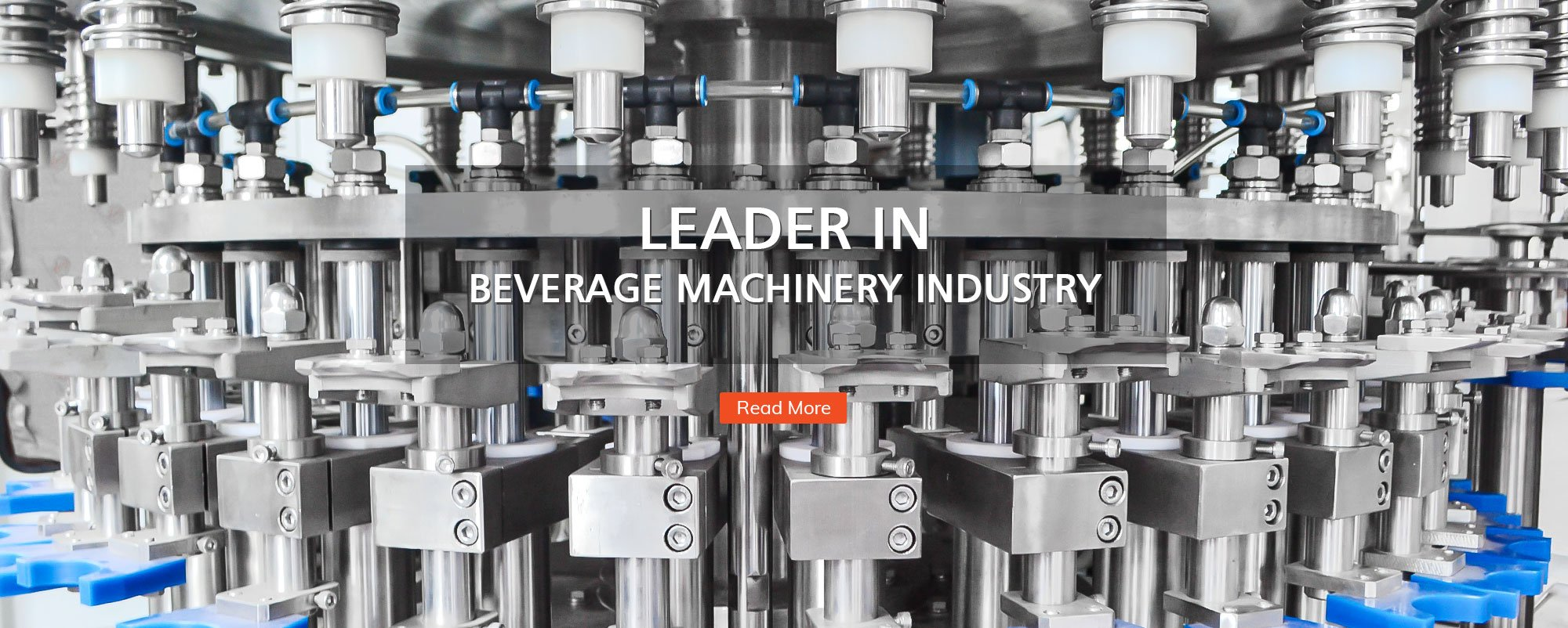 Leader in Beverage Machinery Industry