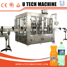carbonated soft drinks making machine