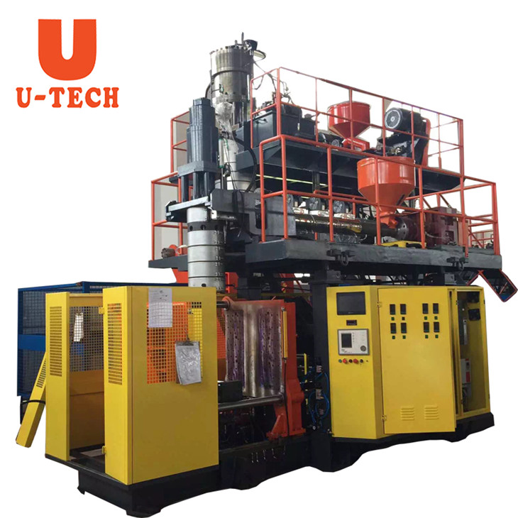 PP PE Chemical Container 20L Drum Plastic Blow Moulding Machine