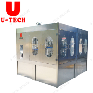 Mineral Water Filling Machinery