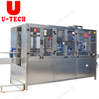 Automatic Monoblock 5L PET Water Bottle Filling Machine Price