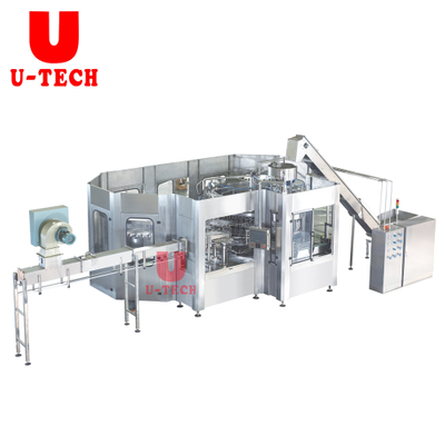 12000BPH Carbonated Beverage Filling Machine