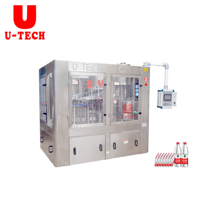 2000BPH Mineral Water Filling Machine Price